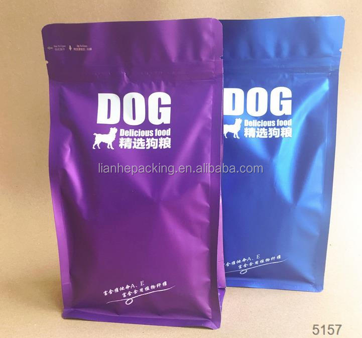 dog treats packaging/dog food cat food exotic bird food/1L dog food bags dog treat pouch