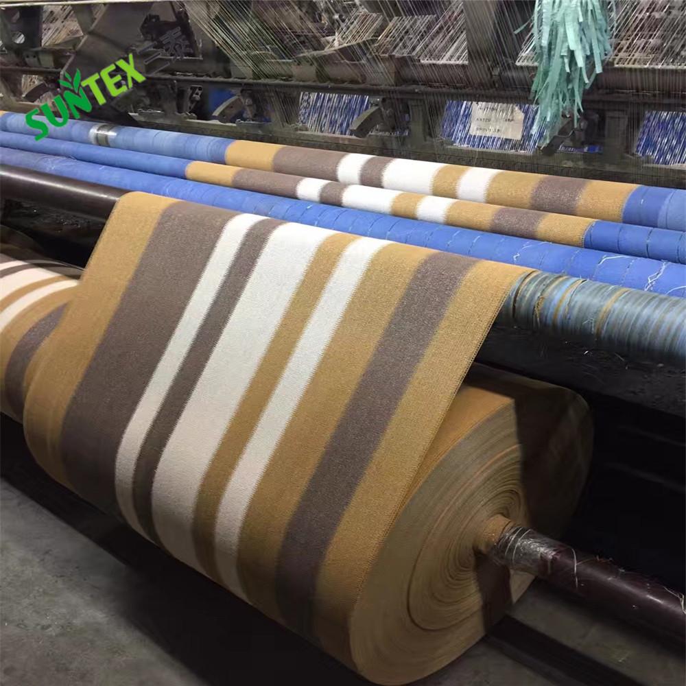 5605185b7260 United States Brown Sunblock Shade Cloth,95% UV Block Shade Fabric Roll 6ft  x 25ft
