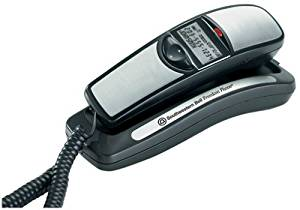 Southwestern Bell FM2560S Trimline Corded Phone with Caller ID (Silver)