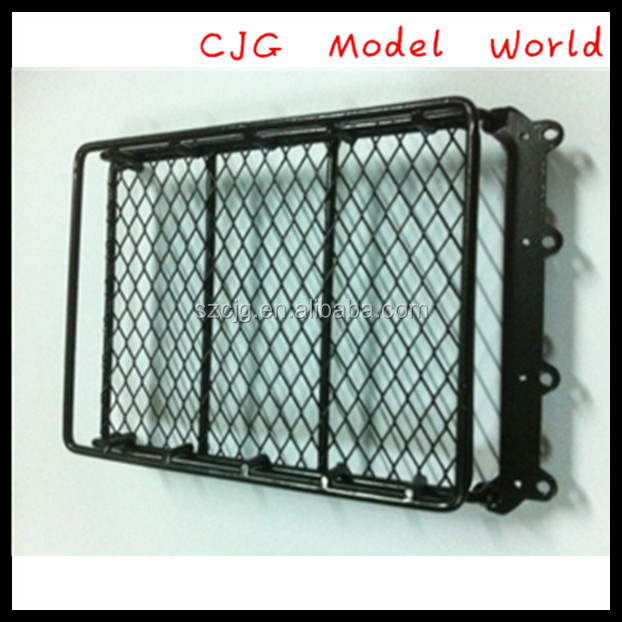 JV Shop Crawler Luggage Tray Set For 1/10 LAND ROVER D90