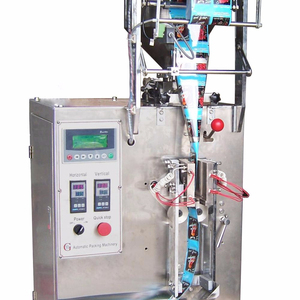Automatic Liquid&Sauce Satchel Filling Packaging Machine