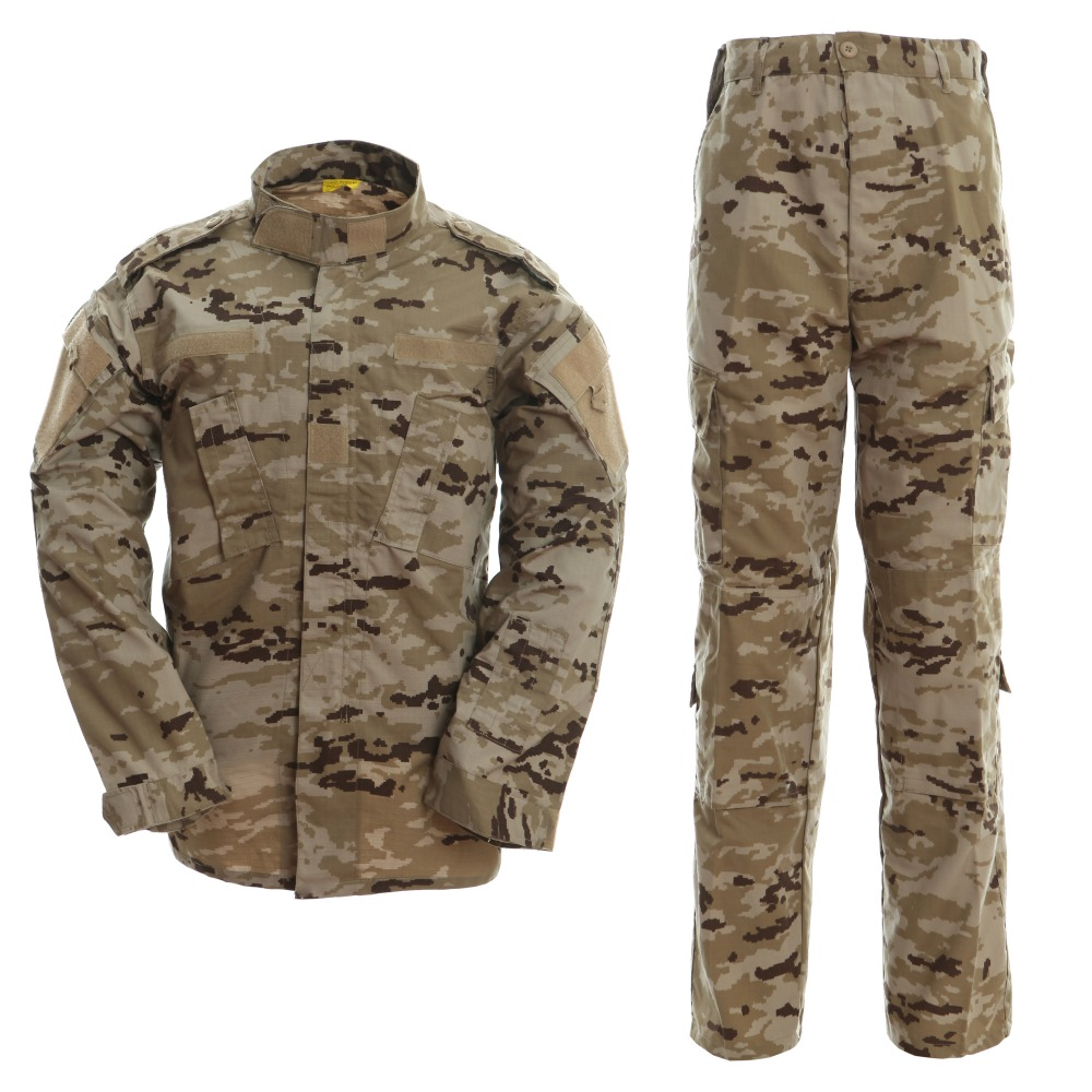 Desert Camoflage Uniform 37
