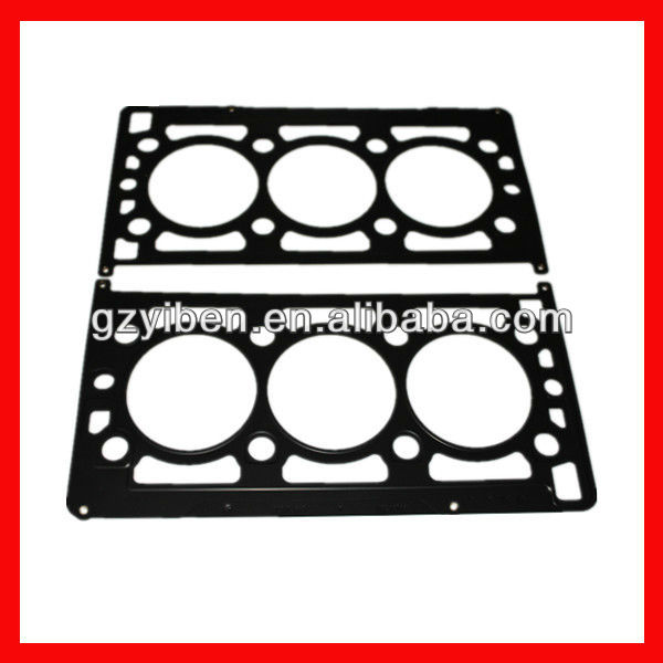 Stainless steel cylinder head gasket for KIA Carnival LVB101630