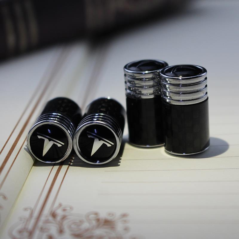 Высокое качество углеродного волокна колпачки для тесла двигателя родстер модель S модель xs P85D бесплатная доставка