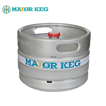 Wholesale 395mm*287mm AISI 304 stainless steel 20l draft beer keg