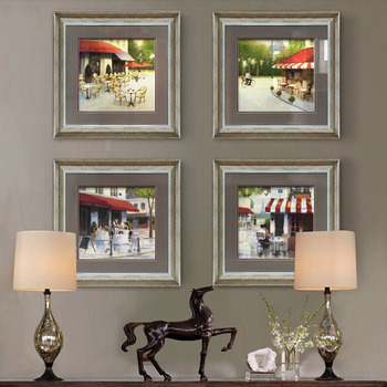 Gl Wall Mount Picture Frames Laminated Painting Photo Frame