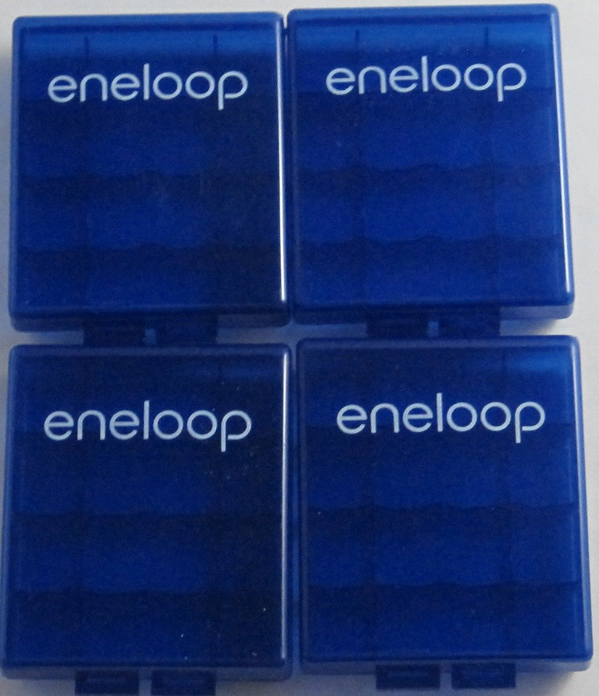 Cheap Sanyo Eneloop 2500mah Find Deals On Battery Aaa 2pcs Get Quotations Storage Case X 4