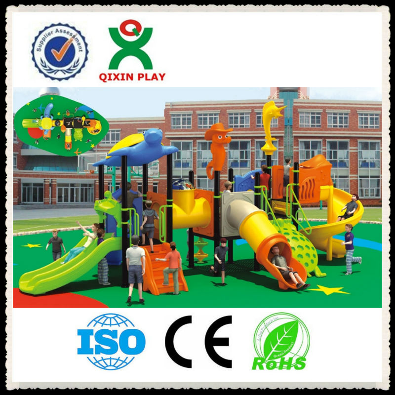 High quality little tykes games toys outdoor playground equipment used kids outdoor playground equipment QX-051A
