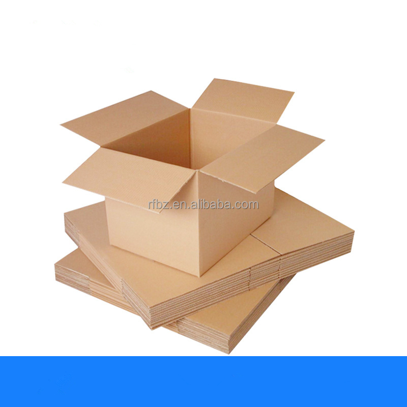 3 layer/5 layer shipping paper carton box,Corrugated Paper Packaging