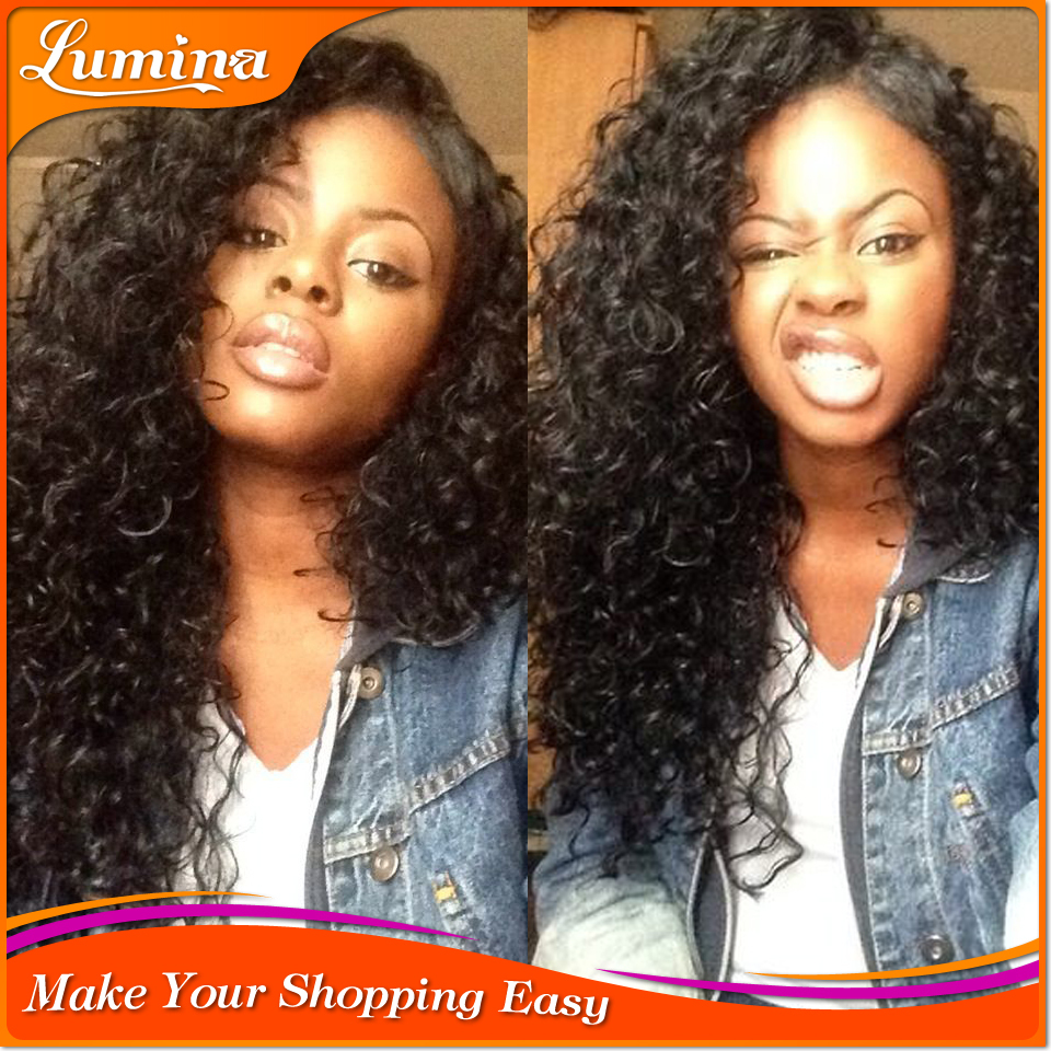 Surprising Afro Kinky Hair Closure Triple Weft Hair Extensions Hairstyles For Women Draintrainus