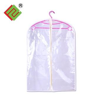 Clear Garment Bags With Pockets Reach