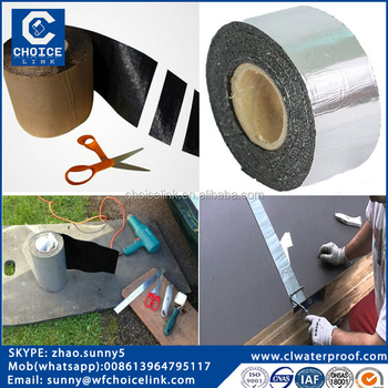 Self Adhesive Roofing Flashing Tape Bitumen Flashband - Buy Bitumen  Flashband,Roofing Flashing Tape,Self Adhesive Roofing Flashing Tape Product  on