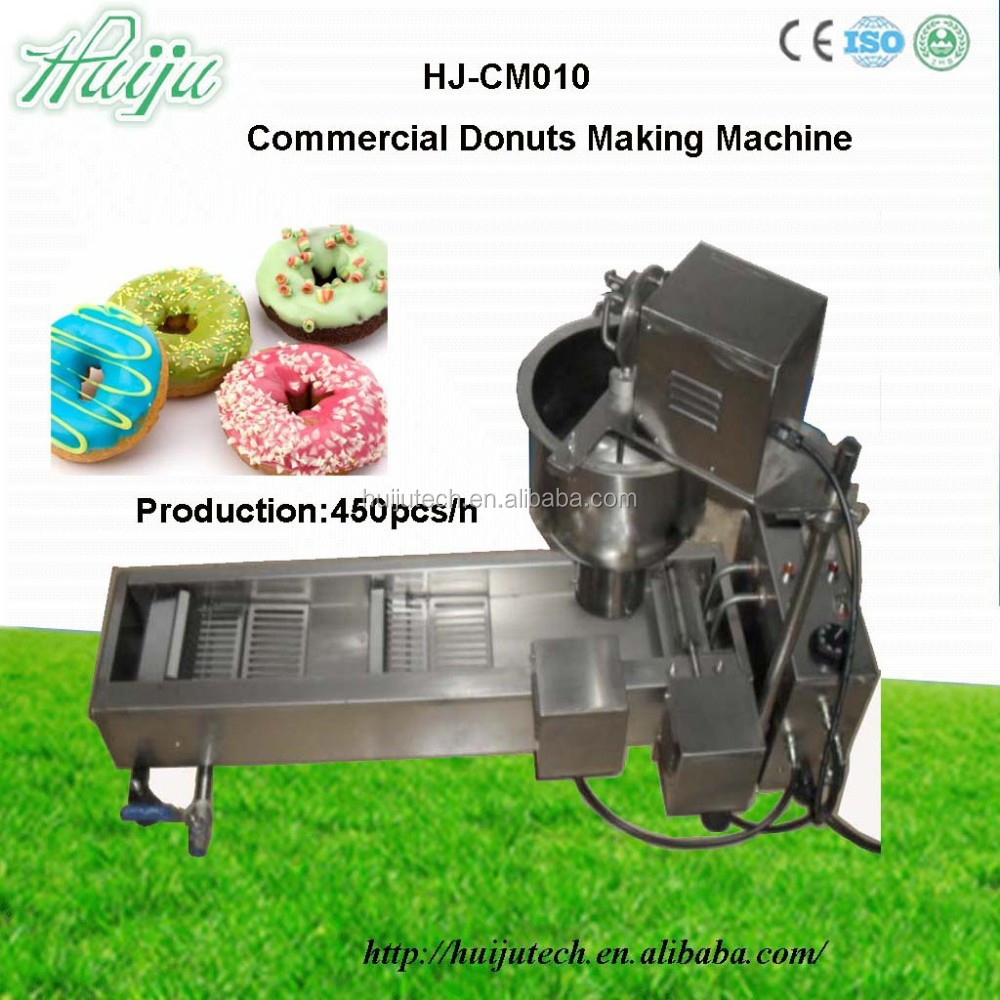 2015 Top sales!Small business machines manufactures dount machine/mini donut machine for sale HJ-CM010