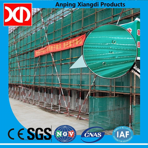 Customize various styles safety netting for scaffolding