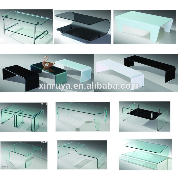 Modern wood glass teapoy coffee table price buy modern for Teapoy table designs