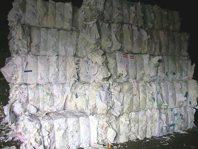 Sorted White Ledger (swl) Waste Paper