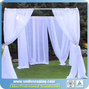 Captivating Aluminum Portable Wedding Portable Stage Curtain Stand   Buy Cheap Portable  Stage Curtain Stand,Trade Shows Event Portable Portable Stage Curtain Stand  ...