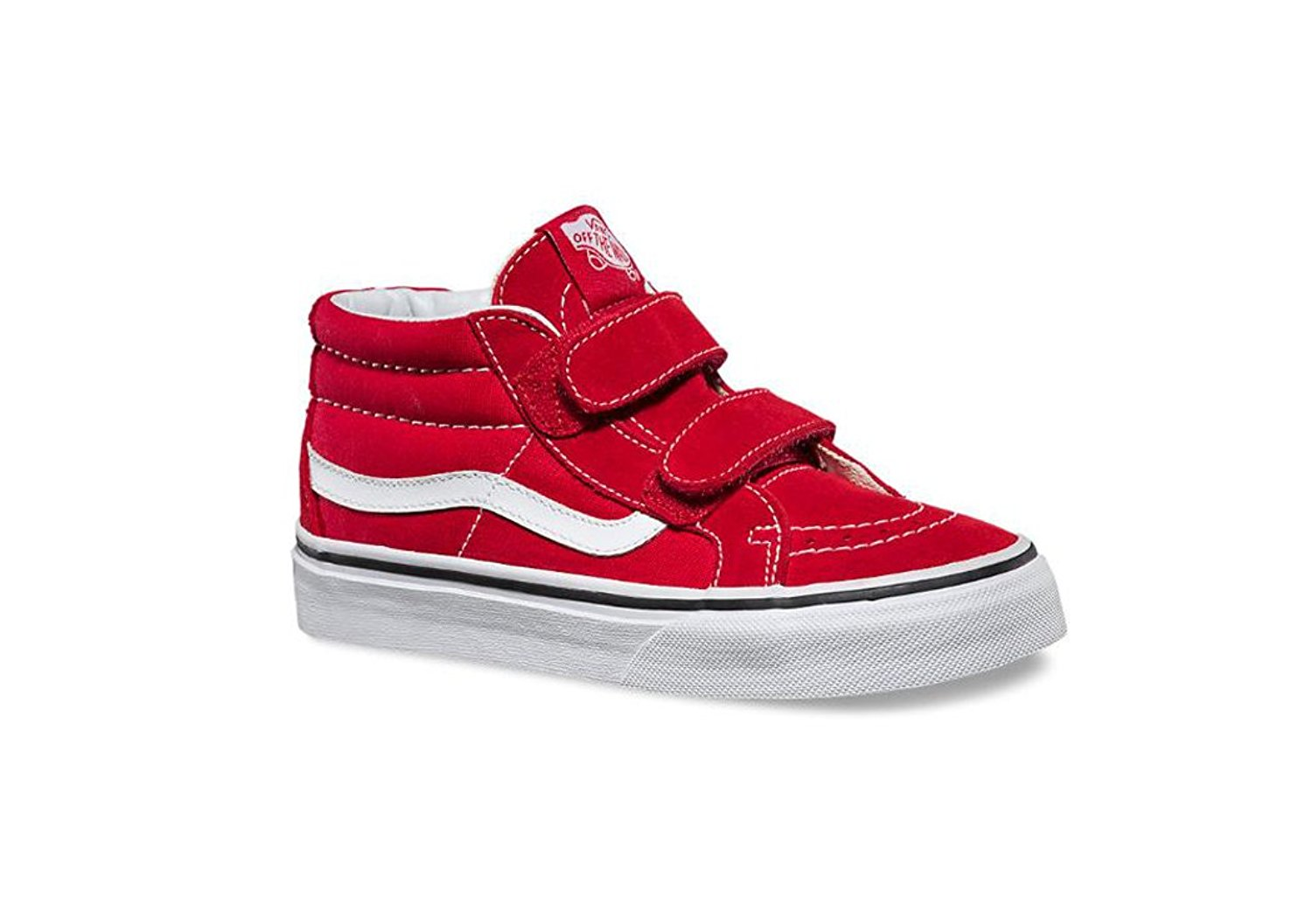 c280465647 Get Quotations · Vans Kids Sk8-Mid Reissue V Skate Shoe