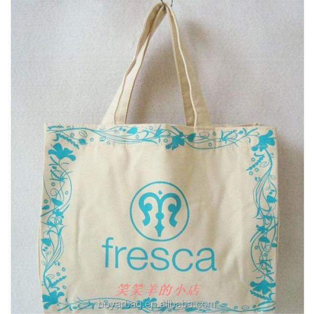 Alibaba 2017 High-end wholesale fashion bag handbag canvas tote bag 66aa441001668