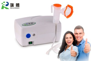 2016 China medical equipment nebulizer pump for allergies nebulizer