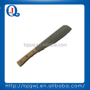 high quality rail steel machete M203
