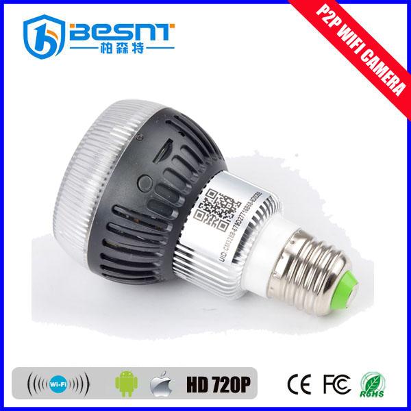Best Price 1080p Mini Hidden Camera Light Bulb P2p Remote Control ...