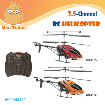 Mini Tudou New Rc Helicopter Mt-mj811 3 5-channel Infrared Ray Control  Remote Control Helicopter - Buy Helicopter,Rc Helicopter,Remote Control