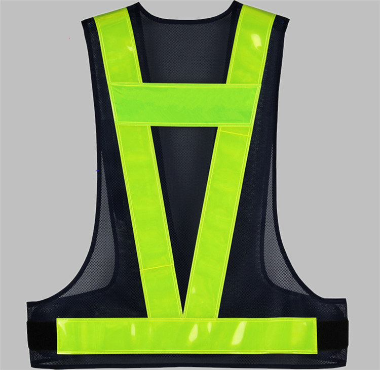 Factory Producing Night Vision Worker Vest