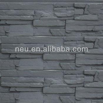 Polyurethane Faux Rock Panel,Man-made Stone,Architectural Panels ...