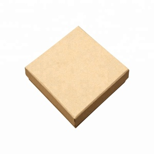 high quality and cheap kraft paper box packaging box