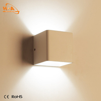 Decorative led wall pack modern lamp indoor living room bedroom