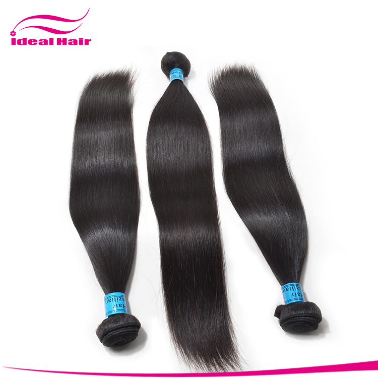 Grade 7A types of hair,18 inches brazilian hair styles pictures,double triple hair make of straight shoulder length hair style