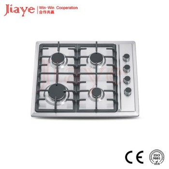 hot sale propane gas stove/ Jiaye gas hobs/ downdraft gas cooktop JY-S4015