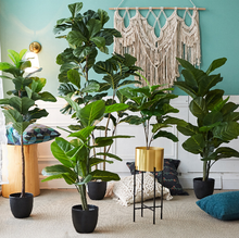TH-15 Hot groothandel kunstmatige ficus <span class=keywords><strong>bonsai</strong></span> bomen plastic faux fiddle leaf fig <span class=keywords><strong>boom</strong></span>
