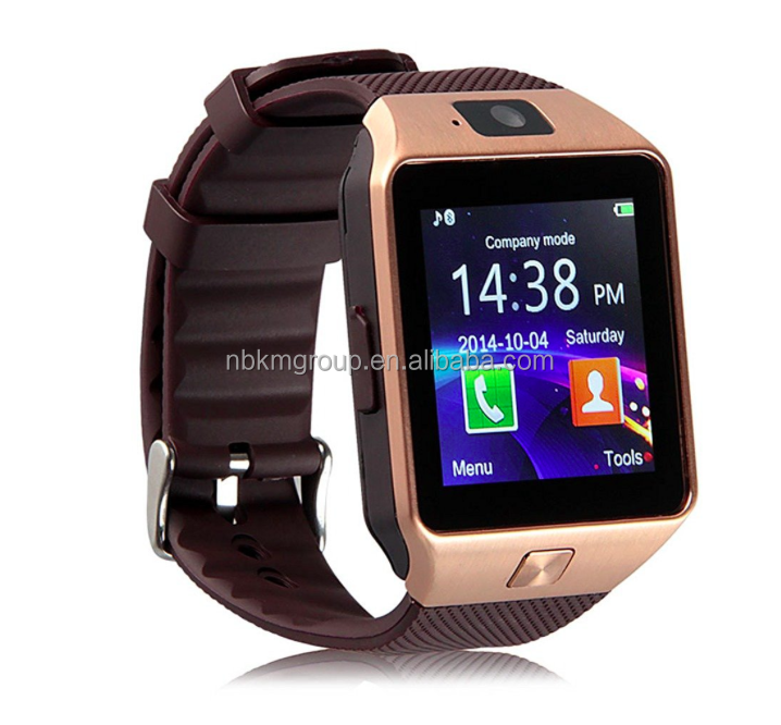 DZ09 Bluetooth Smart Watch with Camera