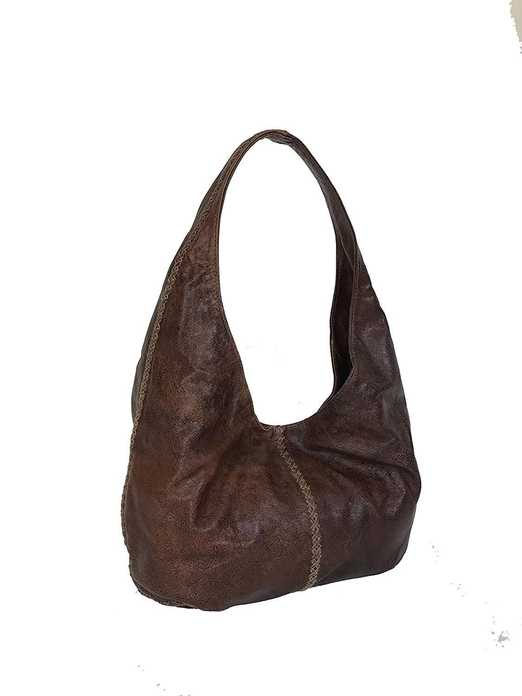 19c8e1cb080 Get Quotations · Fgalaze Slouchy Leather Bag, Casual Leather Hobo Purse, Fashion  Women Handbags, Alison