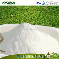 100% Pure natural wholesale low sweetness stevia powder diabetic food sweetener erythritol