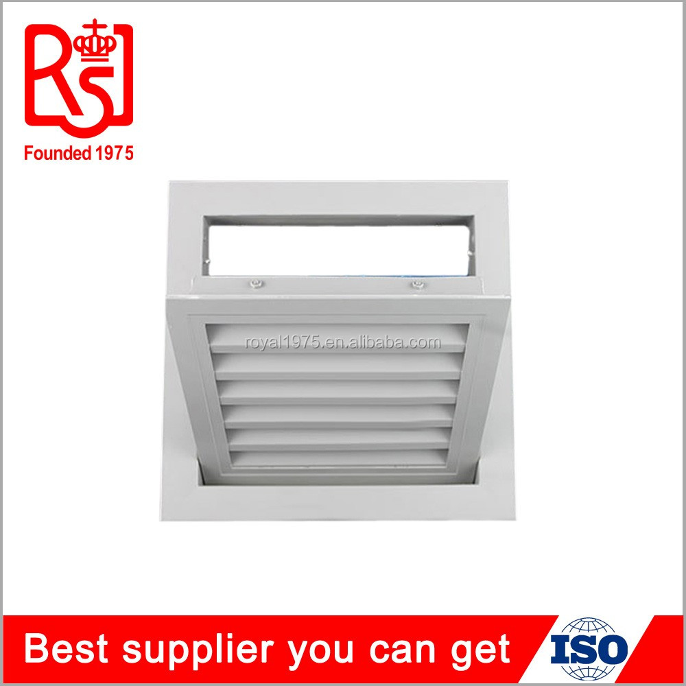 Manufacturer Aluminum return square air ceiling diffuser for ventilation filter grille