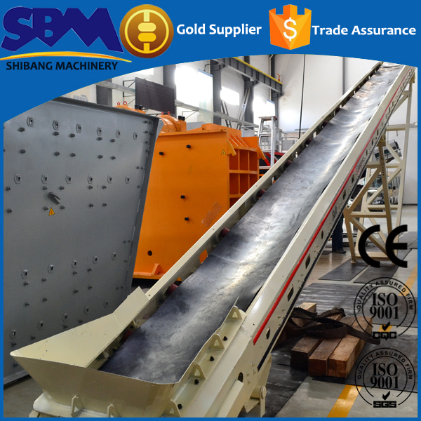 High quality good energy used rubber conveyor belt , rubber belt