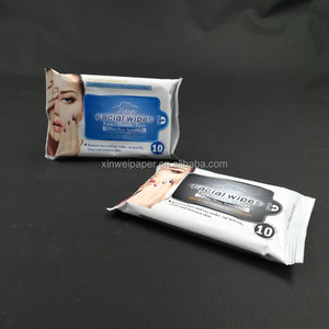remove face and eye makeup quickly clean and moisten skin wet wipes