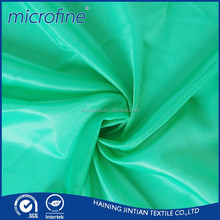 Knitted tricot plain mercerized cloth bright dazzle fabric China wholesale