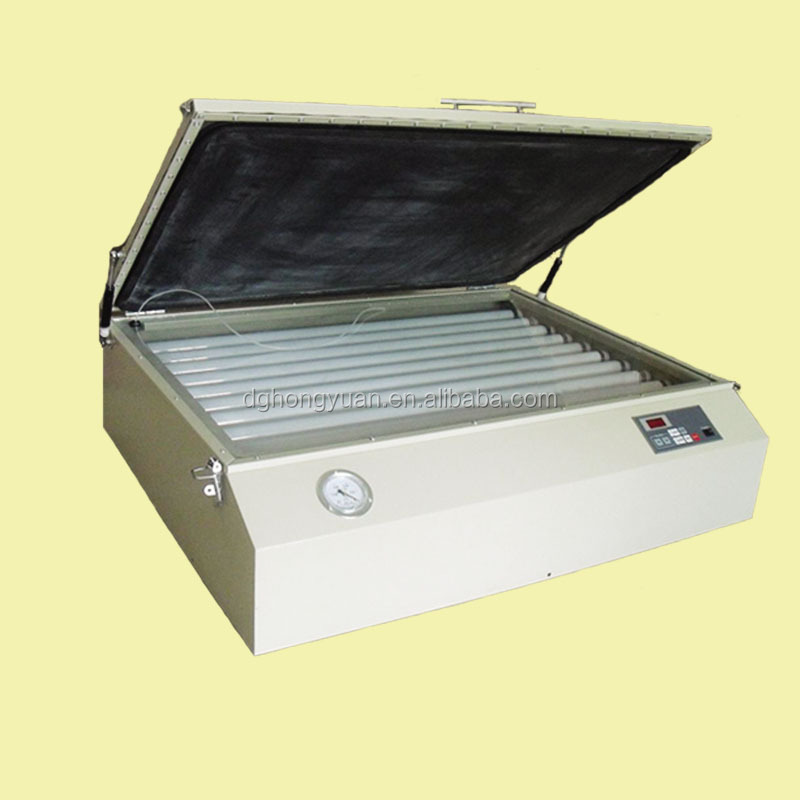 110v Screen Printing Uv Exposure Unit Machine With 10 Tubes Digital Timer -  Buy Uv Exposure Unit,Uv Exposure Unit With Vacuum,Plate Exposure Unit
