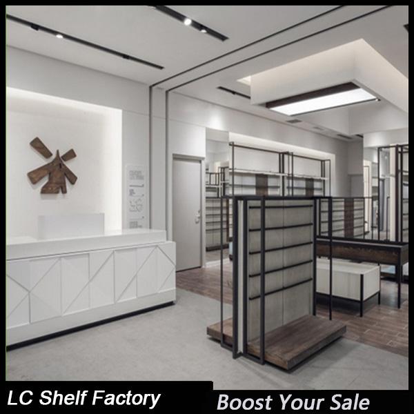 Scegliere Produttore alta qualità Negozio Di Abbigliamento Scaffali e Negozio  Di Abbigliamento Scaffali su Alibaba.com 40e2a3fe665e
