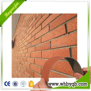 Outdoor Ceramic Tiles Look Like Brick Wall Decoration