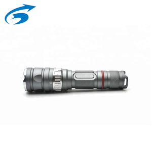 High Power Magnetic Control Flashlight Tactical, 1Km Rang Led Torch Light