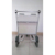 Heavy Duty 3 Wheel Transport Baggage Airline Hand Push Trolly