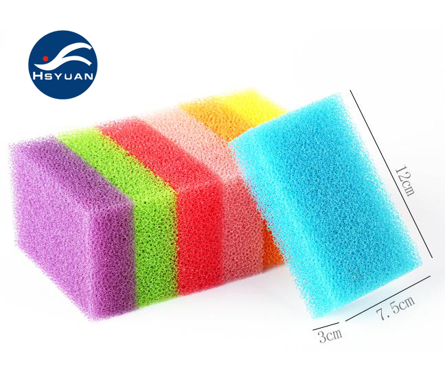 Supply Polyurethane Kitchen Cleaning Foam Sponge