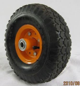 pneu de brouette de roue roue de chariot pneumatique de roue. Black Bedroom Furniture Sets. Home Design Ideas