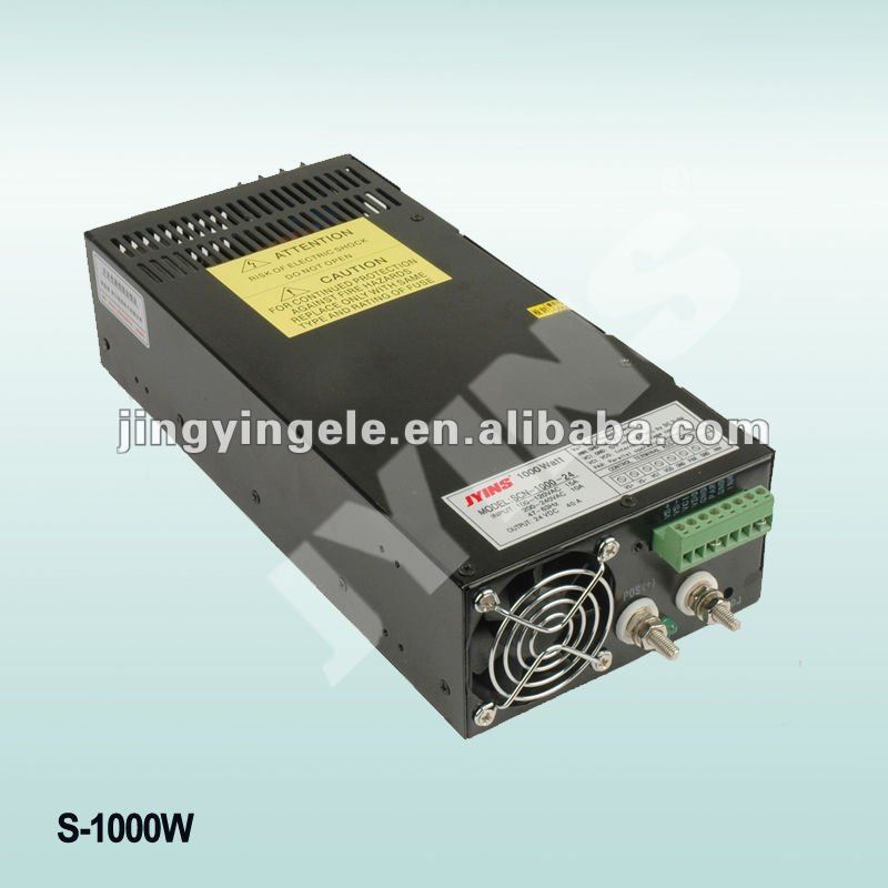 1000w switching power supply 1000w power source (S-1000)
