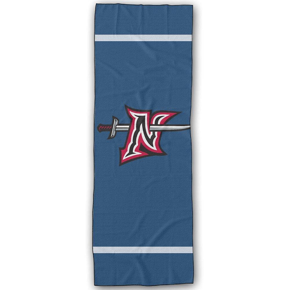 "NCAA California State University Northridge CSUN Matadors Yoga Mat Towel - (24""x72"")"